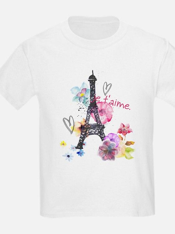 Cute Paris T-Shirt