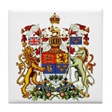 Canadian coat of arms Coasters