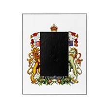 Canadian Royal Coat of Arms Picture Frame