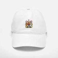 Canadian Royal Coat of Arms Baseball Baseball Cap