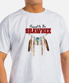 Proud to be Shawnee T-Shirt