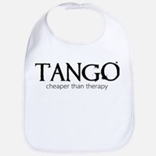 Tango Cheaper Than Therapy Bib