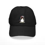 Feeling Ill Penguin Black Cap