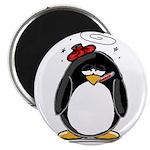 Feeling Ill Penguin Magnet