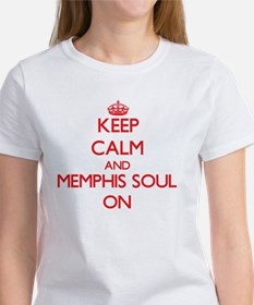Keep Calm and Memphis Soul ON T-Shirt