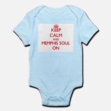 Keep Calm and Memphis Soul ON Body Suit