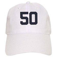 50 50th Birthday 50 Years Old Baseball Cap