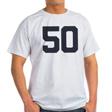 50 50th Birthday 50 Years Old T-Shirt