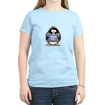 Seniors Rule penguin Women's Light T-Shirt