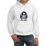 Seniors Rule penguin Hooded Sweatshirt