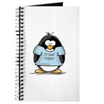 Proud Poppa penguin Journal