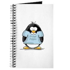 Proud Poppa penguin Journal