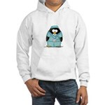 Operating Room Penguin Hooded Sweatshirt