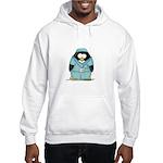 Operating Room Penguin Hooded Sweatshirt