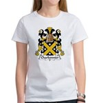 Charbonnier Family Crest Women's T-Shirt
