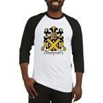 Charbonnier Family Crest Baseball Jersey