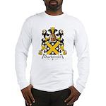 Charbonnier Family Crest Long Sleeve T-Shirt