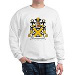 Charbonnier Family Crest Sweatshirt