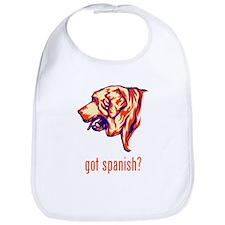 Spanish Mastiff Bib