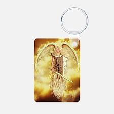 Saint Archangel Michael Keychains