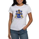 Charbonneau Family Crest Women's T-Shirt