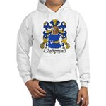 Charbonneau Family Crest Hooded Sweatshirt