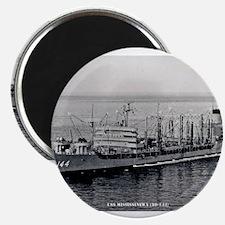 USS MISSISSINEWA Magnets