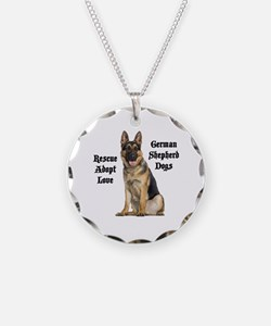 Love GSDs Necklace