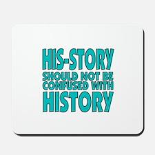 Black History Mousepad