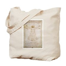 DaVinci Nineteen Tote Bag