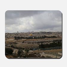 Jerusalem City View Mousepad