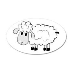 Sheep Wall Decal