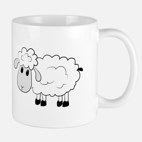 Sheep Mugs