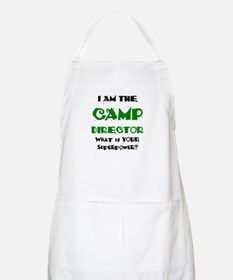 camp director Apron