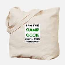 camp cook Tote Bag