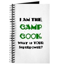 camp cook Journal