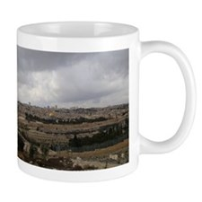 Jerusalem City View Mugs