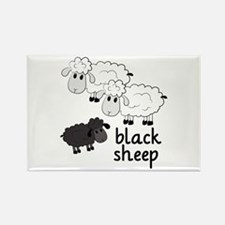Black Sheep Magnets