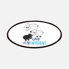 Be Different Patch