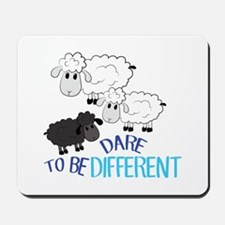 Be Different Mousepad