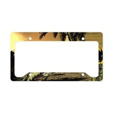Pyramid License Plate Holder