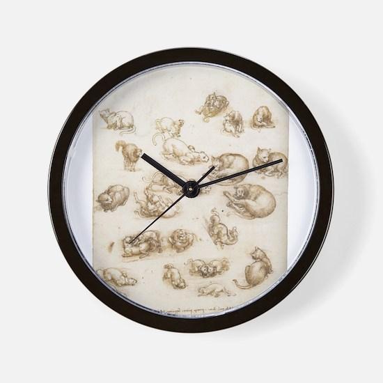 DaVinci Twenty Wall Clock
