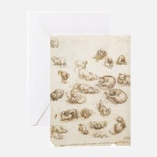 DaVinci Twenty Greeting Card