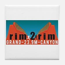 Rim 2 Rim Tile Coaster