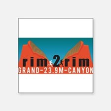 Rim 2 Rim Sticker