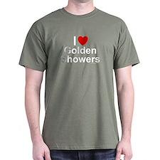 Golden Showers T-Shirt