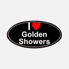Golden Showers Patch