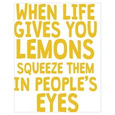 Antisocial Lemons Poster