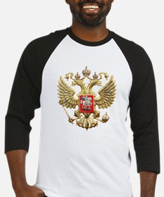 Russian Federation Coat of Arms Baseball Jersey