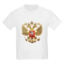 Russian Federation Coat of Arms T-Shirt